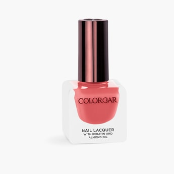 COLORBAR Keratin and Almond Oil Nail Lacquer