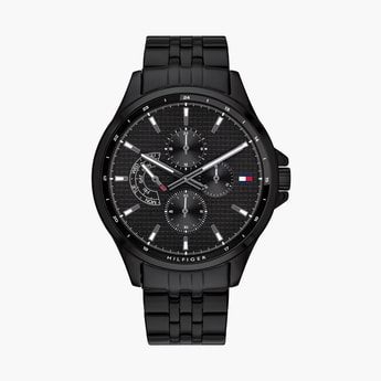TOMMY HILFIGER Men Water-Resistant Multifunctional Watch - TH1791611