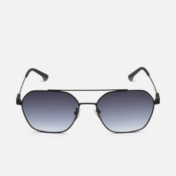 POLICE Men UV-Protected Gradient Geometric Sunglasses - SPL771K57531