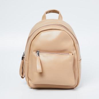 GINGER Solid Backpack