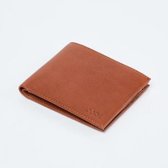 CODE Genuine Leather Textured Wallet