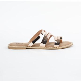 INC.5 Solid Toe-Ring Flats