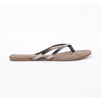 INC.5 Textured Thong Flat Sandals