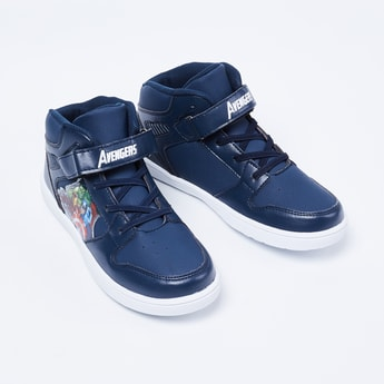 FAME FOREVER Avengers Print High-Top Casual Shoes