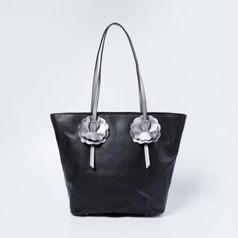 GINGER Solid Tote Bag