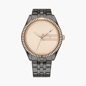 TOMMY HILFIGER Women Water-Resistant Analog Watch - TH1782084