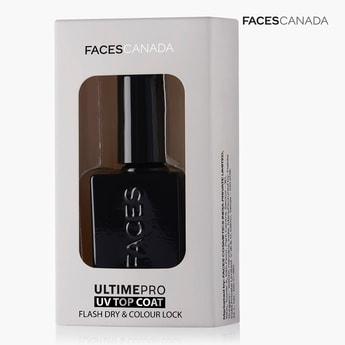 FACES CANADA Ultime Pro UV Top Coat Flash Dry & Colour Lock