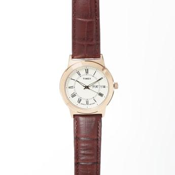 TIMEX Indiglo Men Water-Resistant Analog Watch - TWEG18008