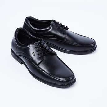 LEE COOPER Solid Formal Lace-up Shoes