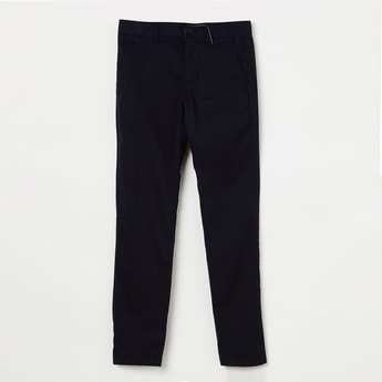 INDIAN TERRAIN Solid Trousers