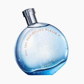 HERMES Women Eau des Merveilles Bleue Eau de Toilette - 50ml
