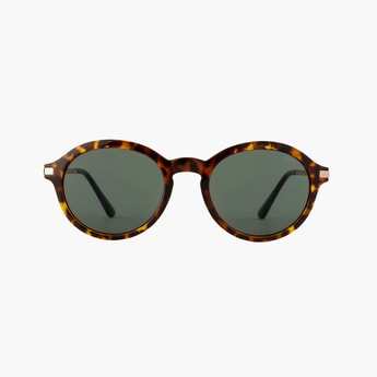 ESPRIT Women Printed UV-Protected Round Sunglasses - ET 39105-54550