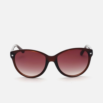 BEBE Women UV-Protected Oval Sunglasses - BEBE3034C2S