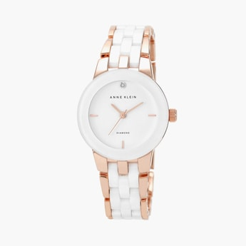 ANNE KLEIN Women Analog Watch- NBAK1610WTRG