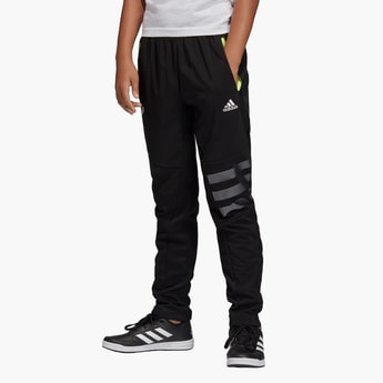 ADIDAS Printed Elasticated Track Pants