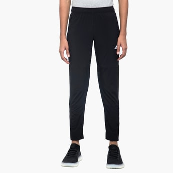 ADIDAS Solid Elasticated Track Pants