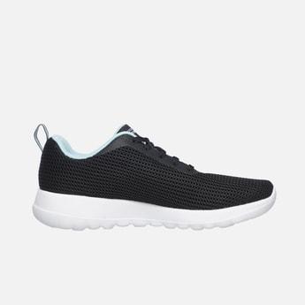 SKECHERS GoWalk Textured Panelled Walking Shoes
