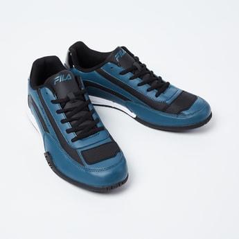 FILA Apex Panelled Lace-Up Shoes