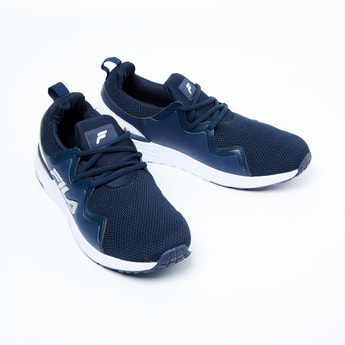 FILA Odano Textured Lace-Up Shoes