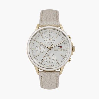 TOMMY HILFIGER Women Analog Watch with Leather Strap - NBTH1781790