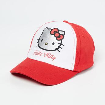 KIDSVILLE Hello Kitty Print Cap