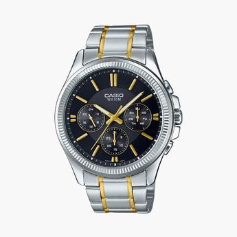 CASIO Enticer Men Multifunctional Watch - MTP-1375HSG-1AVIF (A1656)