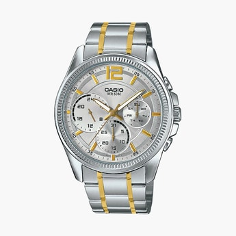 CASIO Enticer Multi Dial Men's Watch - MTP-E305HSG-9AVIF (A1664)