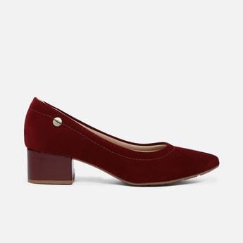 MODARE Women Solid Block Heels