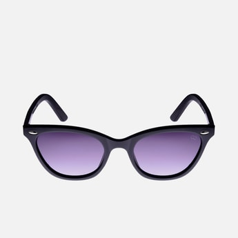 GIO COLLECTION Women Solid UV-Protected Cat-Eye Sunglasses - GM1024C04
