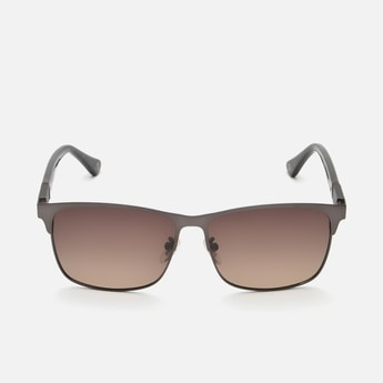POLICE Men UV-Protected Rectangular Sunglasses - SPL774K58627P