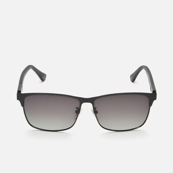 POLICE Men UV-Protected Rectangular Sunglasses - SPL774K58SCQ