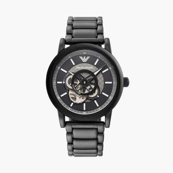 EMPORIO ARMANI Men Water-Resistant Chronograph Watch-AR60010