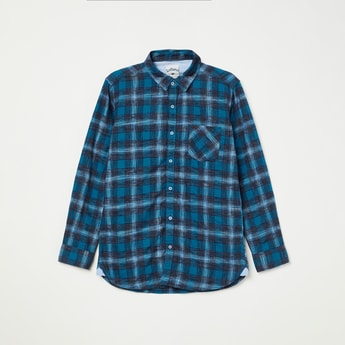 LEE COOPER JUNIORS Checked Casual Shirt
