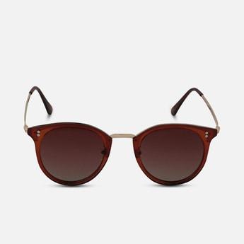 GIORDANO Women UV-Protected Round Sunglasses - GA90237C02