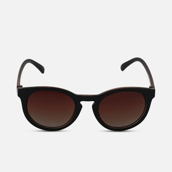 GIO COLLECTION Women UV-Protected Oval Sunglasses - GM1013C02