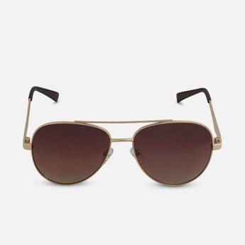 GIO COLLECTION Men UV-Protected Aviator Sunglasses - GM1009C01