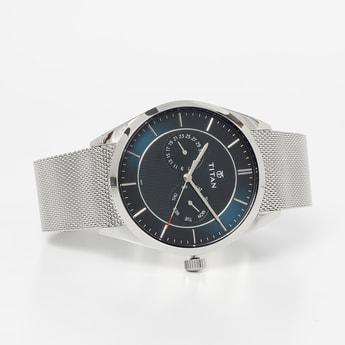 TITAN Men Water-Resistant Multifunctional Watch - NL90098SM01