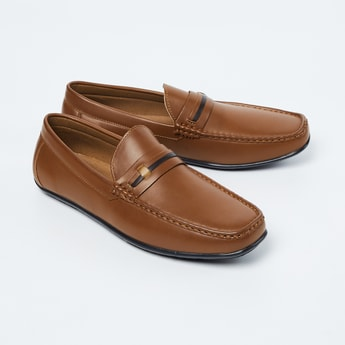 CODE Solid Loafers