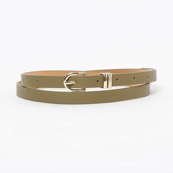 GINGER Solid Casual Belt