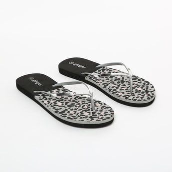 GINGER Printed Slippers