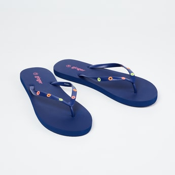 GINGER Embellished Slippers