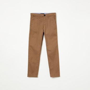 INDIAN TERRAIN Printed Trousers