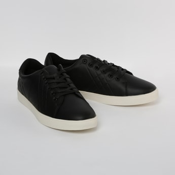 FORCA Quilted Low-Top Casual Shoes