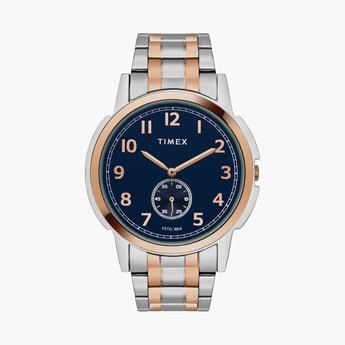 TIMEX Men Dual-Toned Analog Watch - TW000U318