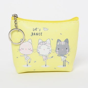 GINGER Graphic Print Pouch