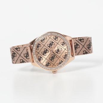 GUESS Women Embellished Analog Watch - W1279L3