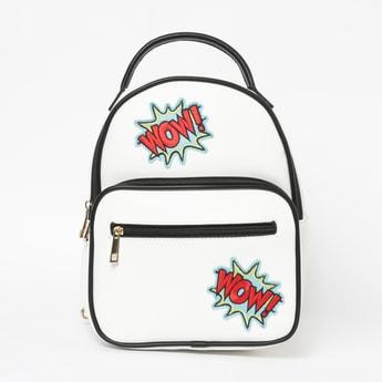 GINGER Embroidered Backpack