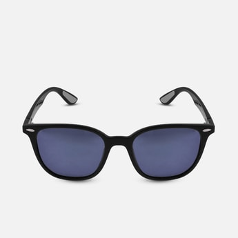 GIO COLLECTION Men Solid UV-Protected Wayfarers - GM1005C02