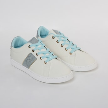 GINGER Low-Top  Casual Shoes with Contrast Panel