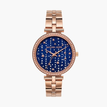 MICHAEL KORS Women Maci Celestial Embellished Analog Watch - MK4451I